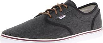 DVS Torey, Chaussures de sports extérieurs homme - Noir (Black/Camo Canvas), 41 EU (7 UK) (8 US)DVS