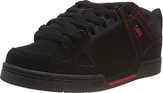 Vanguard, Zapatillas Altas para Hombre, Negro (Black Black Suede 001), 42.5 EU DVS