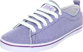GIRLS D/S/ REHAB HO, Damen Sneaker, Blau (BLUE CHAMBRAY BLUE), EU 35.5 (US 5) DVS