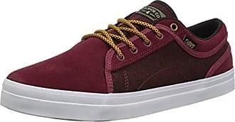 DVS Shoes Edmon, Zapatillas para Hombre, Schwarz (Black Black Suede), 47 EU