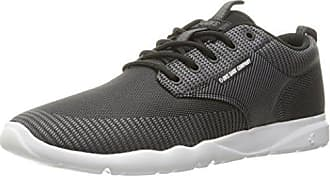 DVS Shoes Premier +, Zapatillas para Hombre, Negro (Black White Knit 001), 48.5 EU