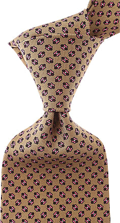 Ties On Sale, Taupe, Silk, 2017, one size E. Marinella