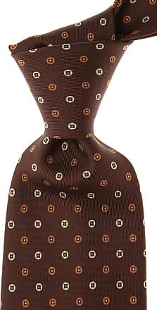 Ties On Sale, Dark Tangerine Tango, Silk, 2017, one size E. Marinella