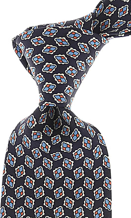 Ties On Sale, Grey Blue, Silk, 2017, one size E. Marinella