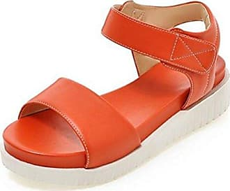 Minitoo , Damen Sandalen , Orange - Arancione (arancione) - Größe: 35.5