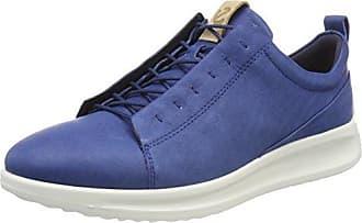 Ecco Souple 8 Femmes Chaussures, Bleu (indigo 5) 36 Eu