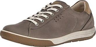 Ecco Croquante Ii - Chaussures En Cuir À Lacets, Femme, Rouge, Taille 42