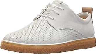 Ecco Bella Zapatos de Cordones Derby Mujer, Oro (Warm Grey), 40 EU Ecco