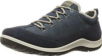 Ecco Wayfly, Chaussures de Randonnée Basses Homme, Bleu (Navy), 39 EU
