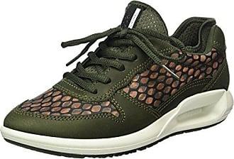 Ecco Exceed, Chaussures Multisport Outdoor Femme, Vert (TARMAC02543), 36 EU