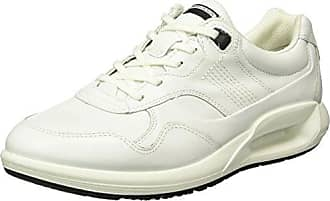 Ecco Biom Fjuel, Damen Outdoor Fitnessschuhe, Weiß (WHITE01007), 41 EU (11.5 Damen UK)