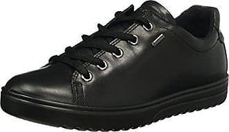 Doux Ecco 2.0 Chaussures À Lacets Derby Pour Les Femmes, Noir (black51052), 35 Eu