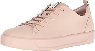 Ecco 7 Douces Dames, Des Chaussures Des Femmes Sans Lacets, Beige (poudre), 40 Eu
