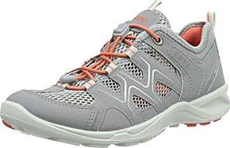 Silver Shadow II - Zapatillas de Deporte para Exteriores Unisex Adulto, Argento (Silver/Grey), 37 1/3 EU Hi-Tec
