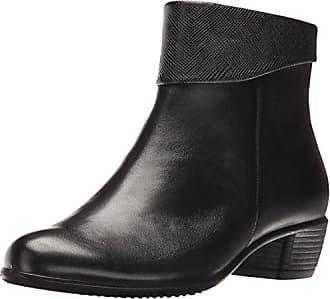 Ecco Doux 7 - Chaussures, Femme, Noir (black53960), 37 Eu