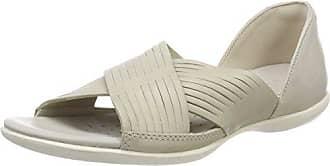Touch Sandal, Sandales Bout Ouvert Femme - Marron - Braun (2283WHISKY), 42Ecco