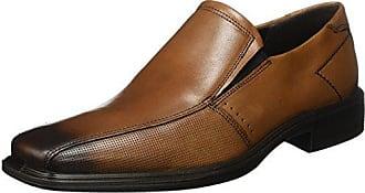Melbourne Bas Chaussures Habillées Bleu Ecco 8Rs0L0a