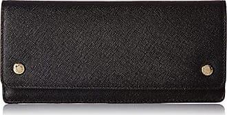 Ecco Sp 2 Medium Bow Wallet, Womens Schwarz (Black), 2x9x12.5 cm (B x H T) Ecco