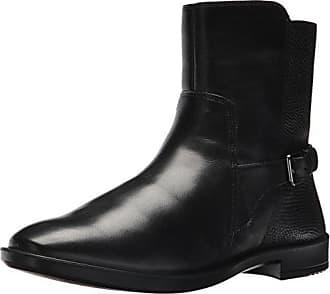 Ecco Shape 75, Bottes Femme, Noir (Black/Black), 40 EU