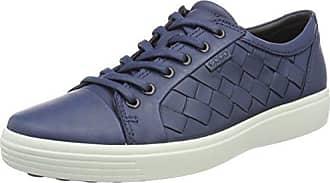 Ecco Soft 7 Men's, Sneakers Basses Homme, Bleu (Navy), 39 EU