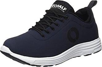 Ecoalf California Sneakers, Chaussures Homme, Midnight Navy/164, 36 EU