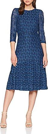 037cc1e025, Robe Femme, Bleu (Navy), 40 (Taille Fabricant: Large)EDC by Esprit