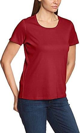 Eddie Bauer Laurel Canyon Top-Bestickt, Camiseta sin Mangas para Mujer, Braun (Kastanie), Large