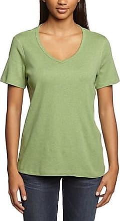 Nika Rundhals - T-Shirt - uni - Col Ras du Cou - Manches Courtes - Femme - Turquoise (Mint RH 0825) - 42 (Taille Fabricant: L)Madonna Faible Frais D'expédition 8UfI1