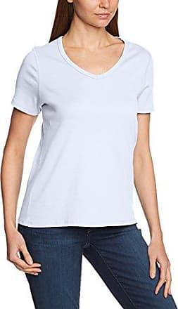 Via Appia Due T-Shirt V-Ausschnitt 1/2 Arm, Camiseta para Mujer, Rojo (Rot 350), 54