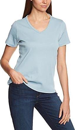 G-Star Danarius Slim V T Wmn S/s, Camiseta para Mujer, Azul (Dk LAPO Blue 8149), Large (Talla del Fabricante: Medium)