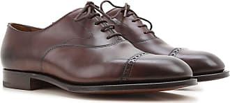 Loafers for Men On Sale, Burgundy Antique, Leather, 2017, UK 6 - 6.5 UK 7 - 7.5 Edward Green