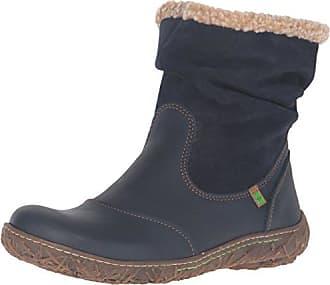 El Naturalista Damen N796 Soft Grain Rioja-Tibet-Brown/Nido Schlupfstiefel, Mehrfarbig (Rioja-Tibet-Brown Nvm), 38 EU
