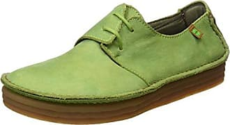 Grashopper-D-141, Mocassins (Loafers) Femme - Vert Kiwi - 35 EU (3 UK)Sioux
