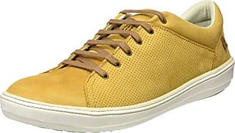 U Walee A, Sneakers Basses Homme, Jaune (Ochreyellow), 43 EUGeox
