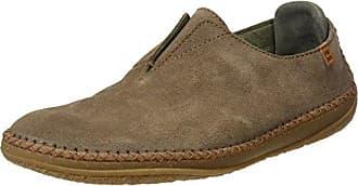 El Naturalista N5383, Sneakers Basses Homme, Marron (Camel), 42 EU