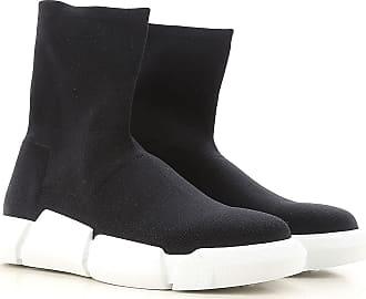 Slip on Sneakers for Women On Sale, Black, Fabric, 2017, 3.5 3.5 4.5 Elena Iachi