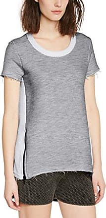 Eleven Paris BALTAZ W - Short para mujer, color grau (dark grey chine m04), talla 42
