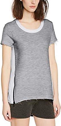 Eleven Paris BALARD W - Falda para mujer, color grau (dark grey chine m04), talla 42