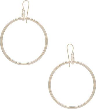 Elizabeth & James Lueur Earrings in Metallic Silver Kffi8