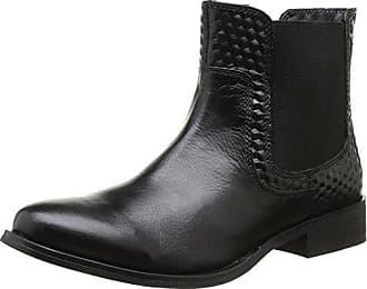 Sablons - Botas para mujer, color Noir, talla 41 Elle