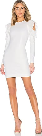 Moonlight Shirt Dress in White. - size M (also in L,S,XS) Elliatt