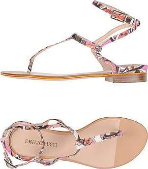 FOOTWEAR - Toe post sandals Emilio Pucci BVhgX