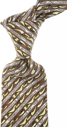 Ties On Sale, Acid Green, Silk, 2017, one size Emilio Pucci
