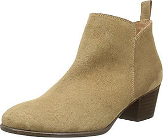 45031, Bottines Femme - Beige - Beige, 37His
