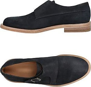 Loafers for Women, Black, satin, 2017, 3.5 4.5 5.5 6.5 7.5 8.5 Emporio Armani