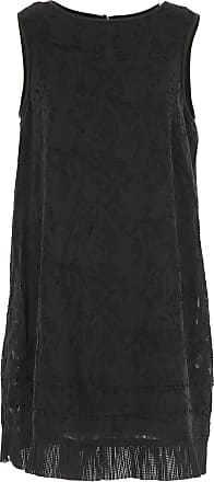 Dress for Women, Evening Cocktail Party On Sale, Black, Viscose, 2017, 10 12 14 16 Emporio Armani
