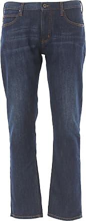 Jeans, Denim, Cotton, 2017, 26 Emporio Armani