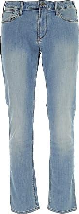 Jeans On Sale, Light Blue, Cotton, 2017, 29 34 Emporio Armani