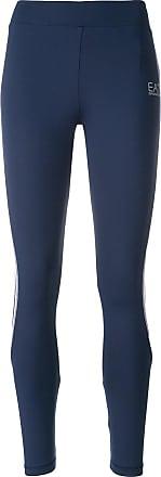 Pants for Women On Sale, Navy Blue, Cotton, 2017, 26 27 28 29 30 31 Emporio Armani