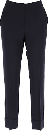 Pants for Women On Sale, Dark Grey, polyester, 2017, 26 28 30 32 34 Giorgio Armani